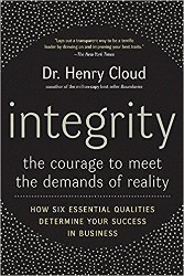 Integrity Henry Cloud